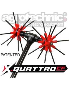 Ελαιοραβδιστικό αχινός X.QUATTRO AGROTECHNIC