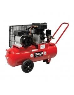 Αεροσυμπιεστής 50Lt/3.0HP TOROS - Red Series 40147
