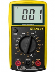 Ψηφιακό Πολύμετρο Με Οθόνη STANLEY STHT0-77364