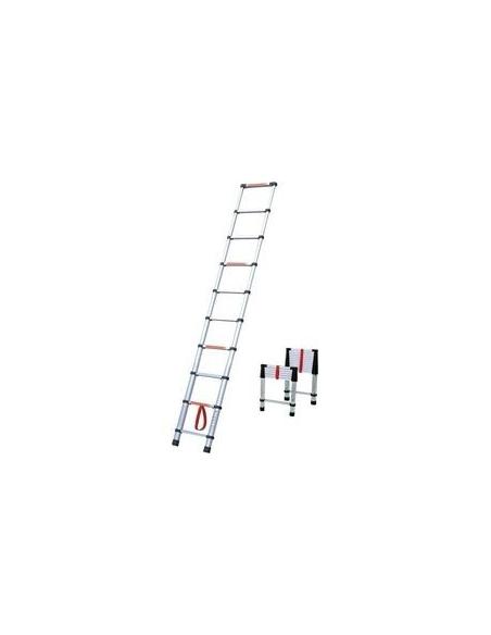 Τηλεσκοπικές Σκάλες Αλουμινίου
